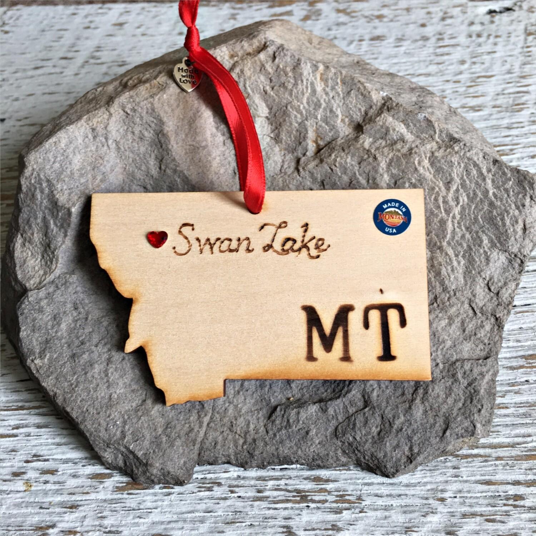 40-20 Swan Lake MT Ornament