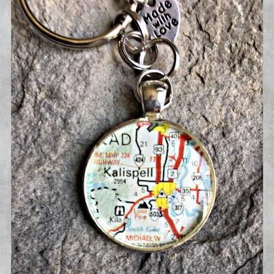 Kalispell Keychain 40-19-24