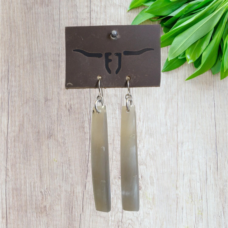 Longhorn Earrings 62-5-4