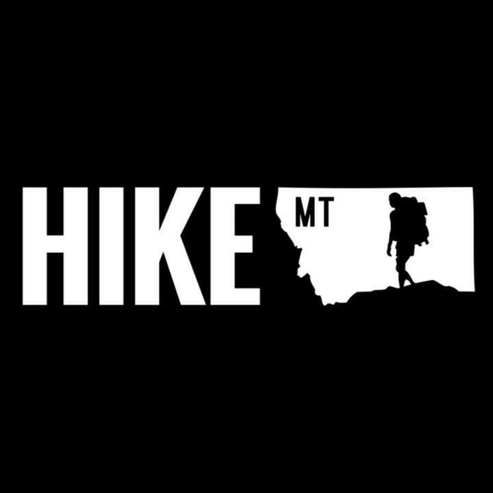 Hike Montana Decal