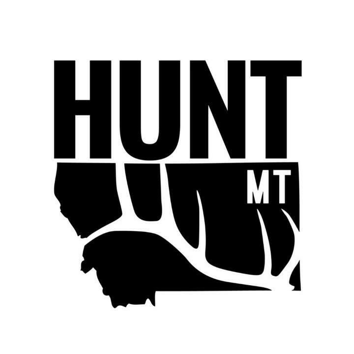 Hunt MT Decal