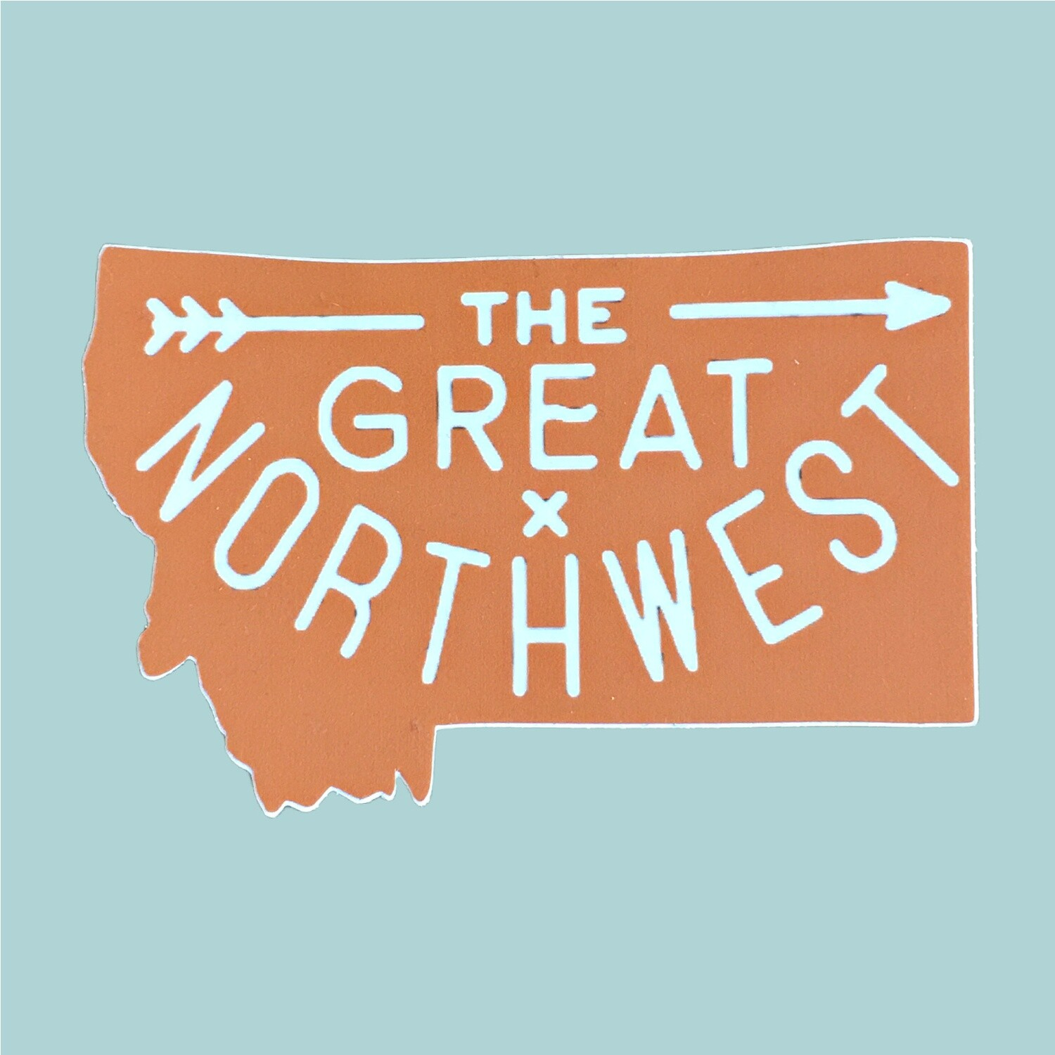 Great Northwest Decal