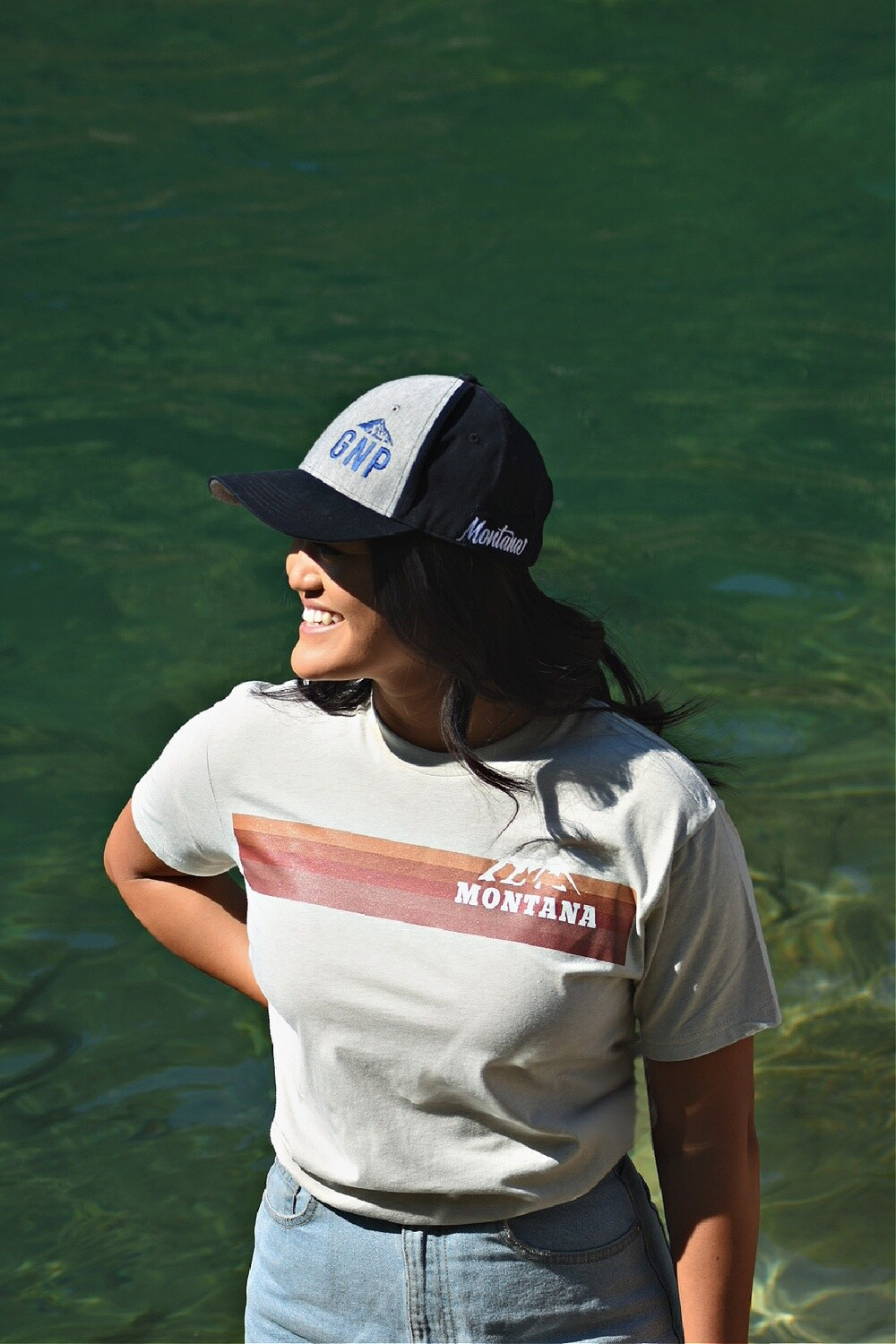 Montana Mountains Unisex Tee