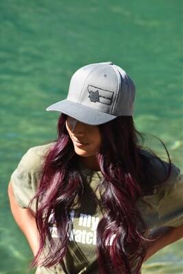 Montana Embroidered FlexFit Hat