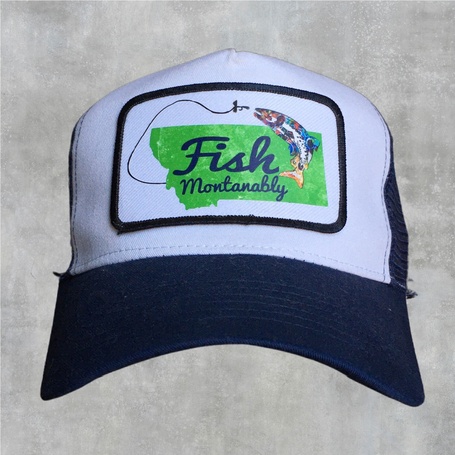 Fish Montanably Hat