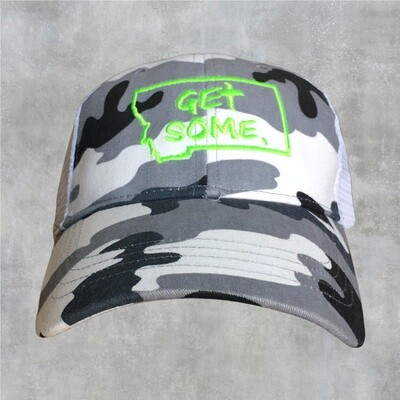 Get Some Camo Hat
