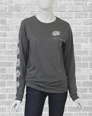 Lazy Daisy Long Sleeve Tee