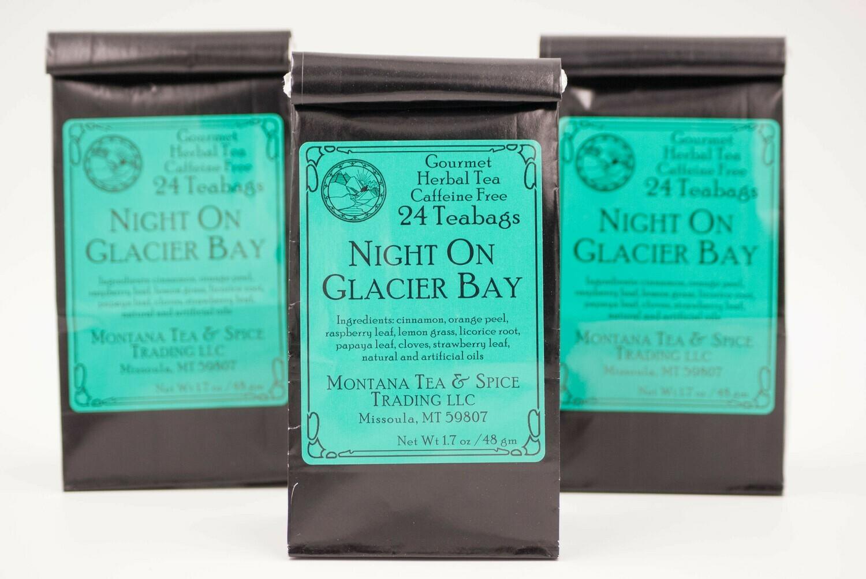 Tea Night On Glacier Bay