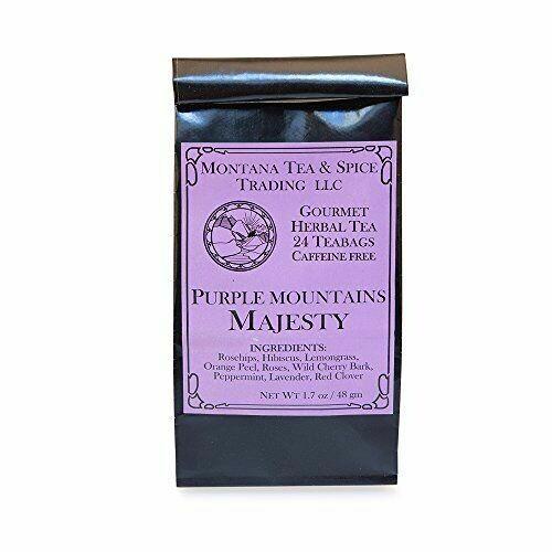 Tea Purple Mountains Majesty