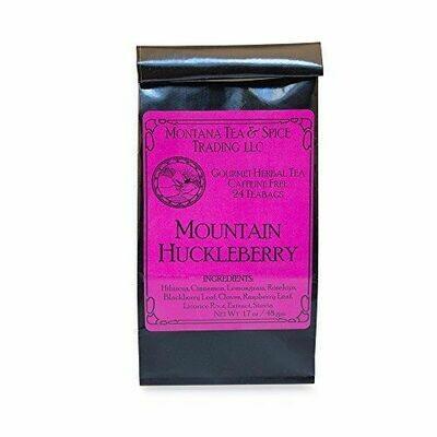 Tea Mountain Huckleberry