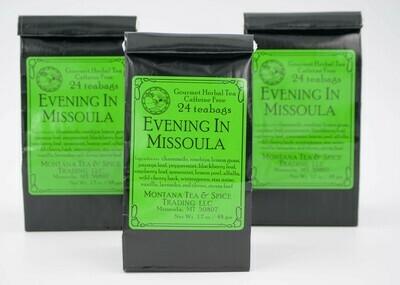 Tea Evening In Missoula