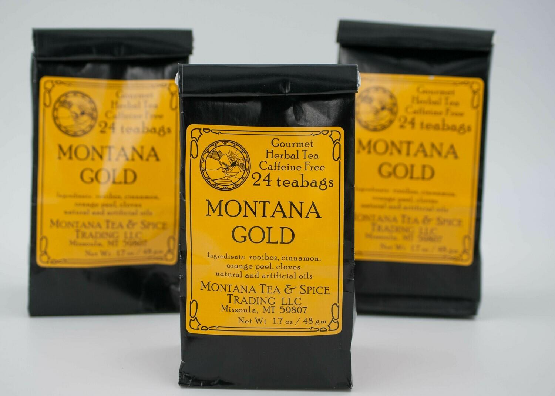 Tea Montana Gold