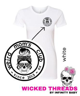 Weird Mom's Club - Women's T-Shirt