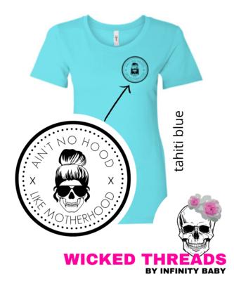 Ain't No Hood Like Motherhood - Women's T-Shirt