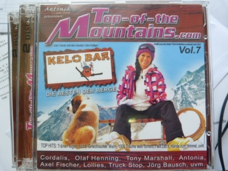 Doppel CD Top of the Mountains Vol. 7