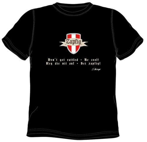 T-Shirt Kinder Zapfig