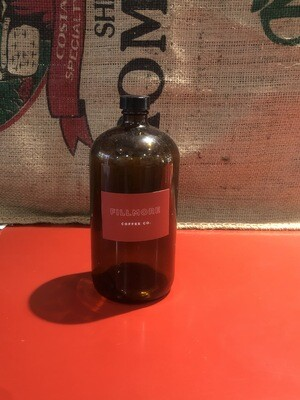 32oz Cold Brew Growler