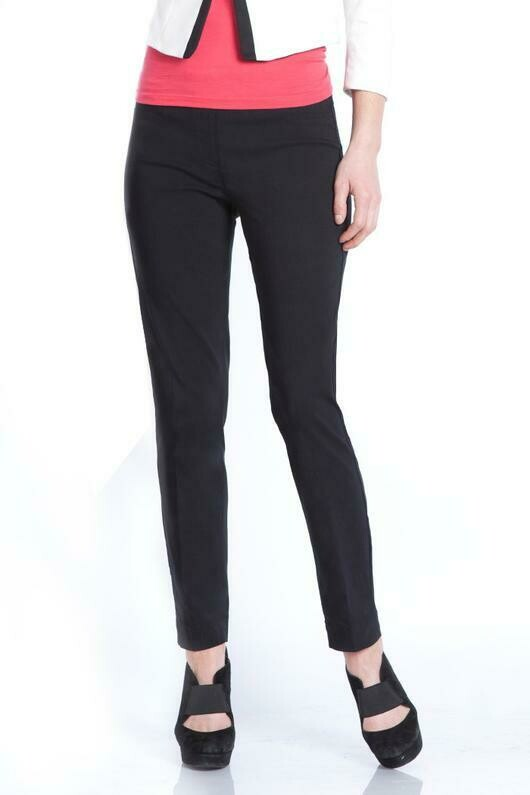 Slim-Sation Black Ankle Pant