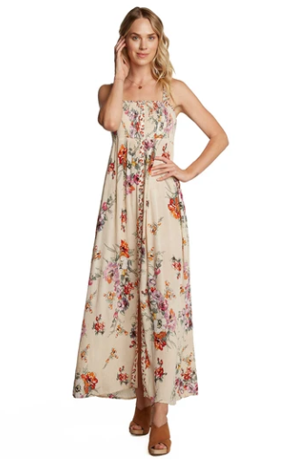 BILA ISABELLA DRESS CHAM SY268