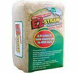 Handy Straw Mulch w/ Tack 2 cu ft Bale