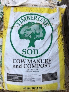 Compost Manure 40lbs