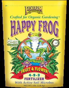 Happy Frog Fruit & Flower Fertilizer