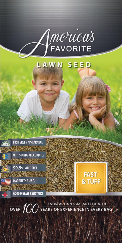 Grass Seed Fast & Tuff