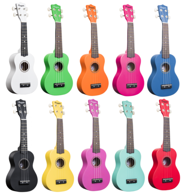 Penguin Ukulele Solid Color