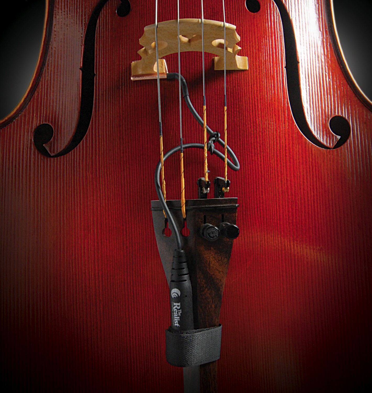 Realist Copperhead for Cello