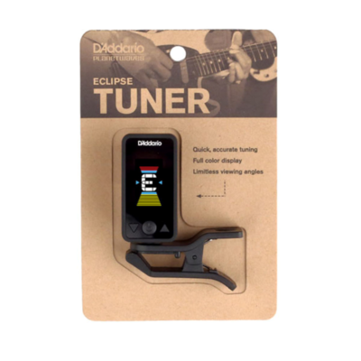 D'Addario Eclipse Tuner - Black