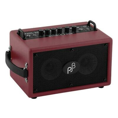 PJB Double Four Combo Amp, Black
