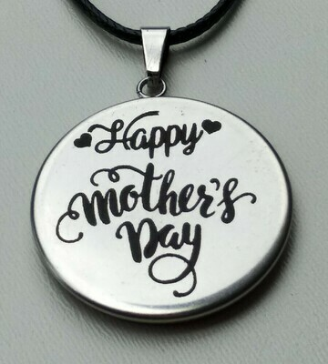 Mother's Day Reversible Necklace