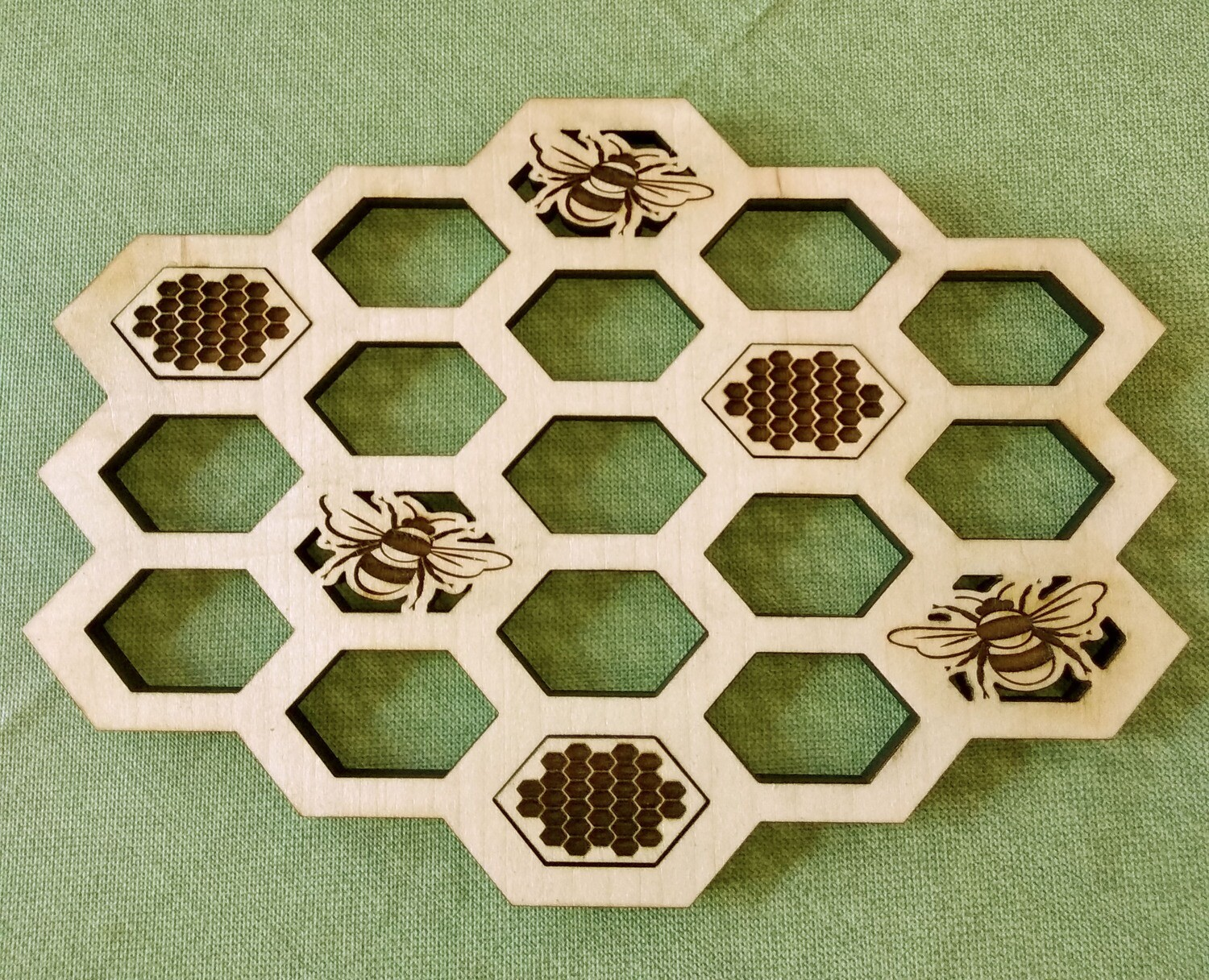 Honeycomb Placemats