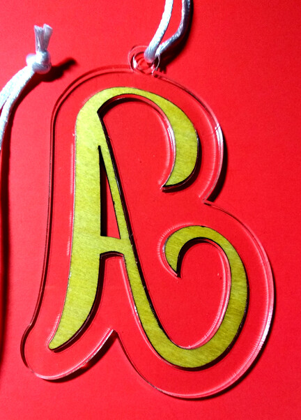 Ornament - Monogram