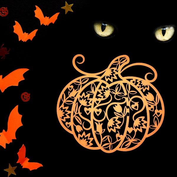 Pumpkin - Halloween & Thanksgiving