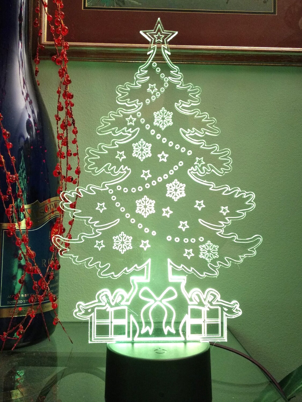 Christmas Tree LED Ambient Light