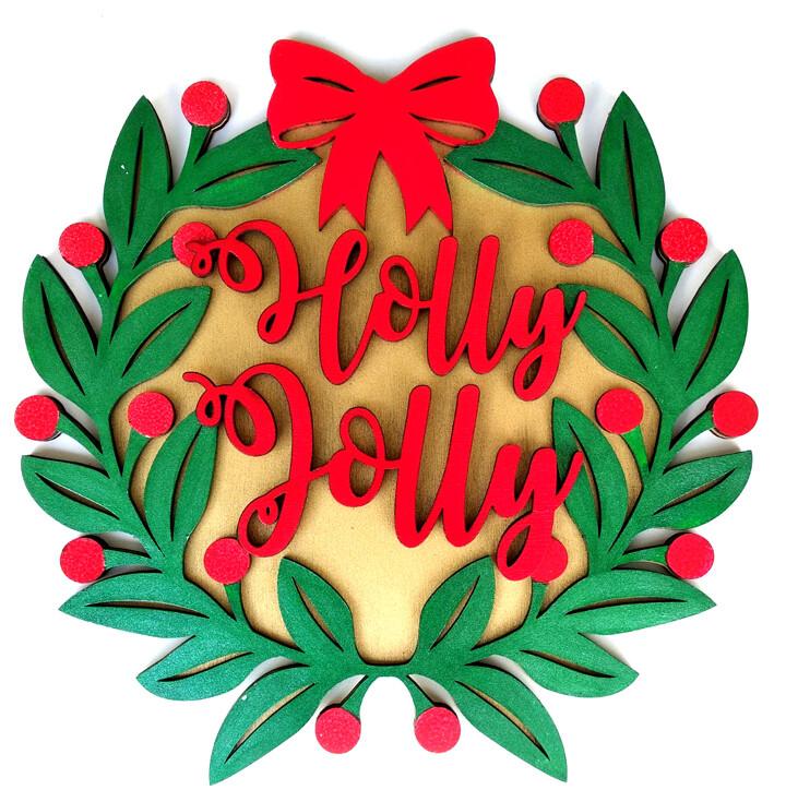 Christmas Decor Wreath