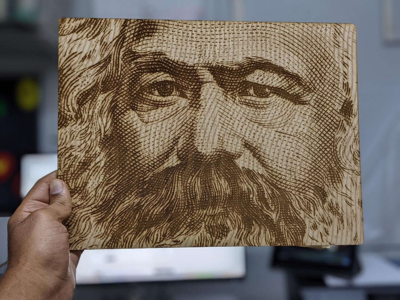 Portrait Marx