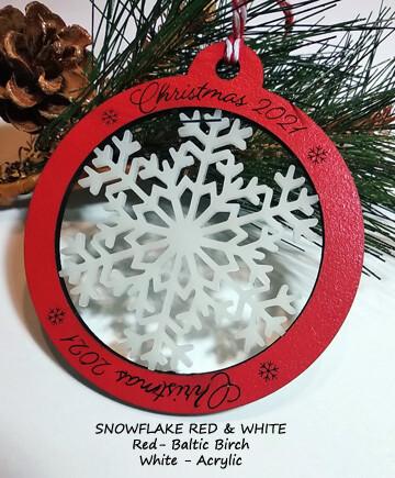 Ornament - Christmas 2021