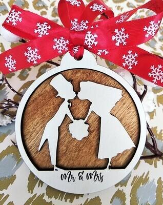 Ornament - Mr. & Mrs