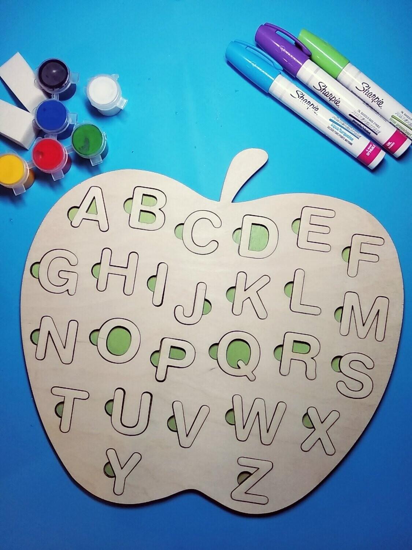 Puzzle - Alphabet