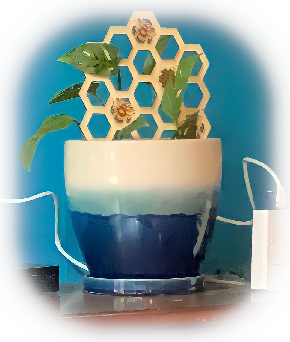 Honey Bee Plant Trellis