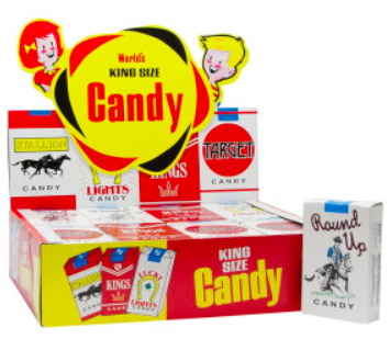 Worlds - Candy Cigarettes