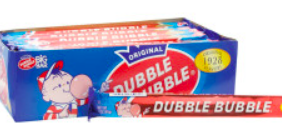 Dubble Bubble Nostalgia Bar