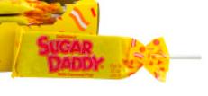 Sugar Daddy Suckers Small