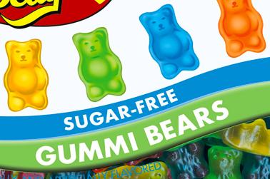 Jelly Belly - S/F Gummi Bears