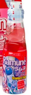 Ramune - Orange