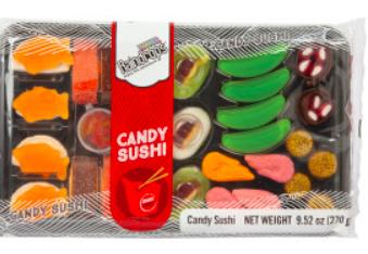Raindrops - Candy Sushi, large 9.52oz