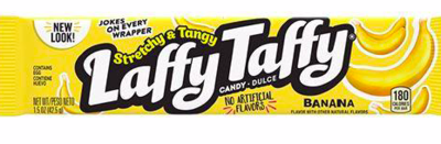 Laffy Taffy Large - Banana