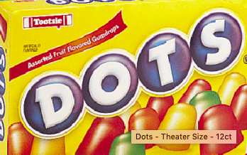 Dots - Sour Theater
